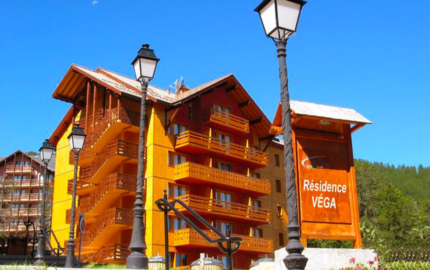 Résidence Vega - 1