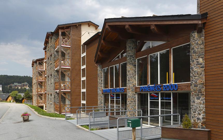 Résidence Appart'Vacances Pyrénées 2000 3* - 1
