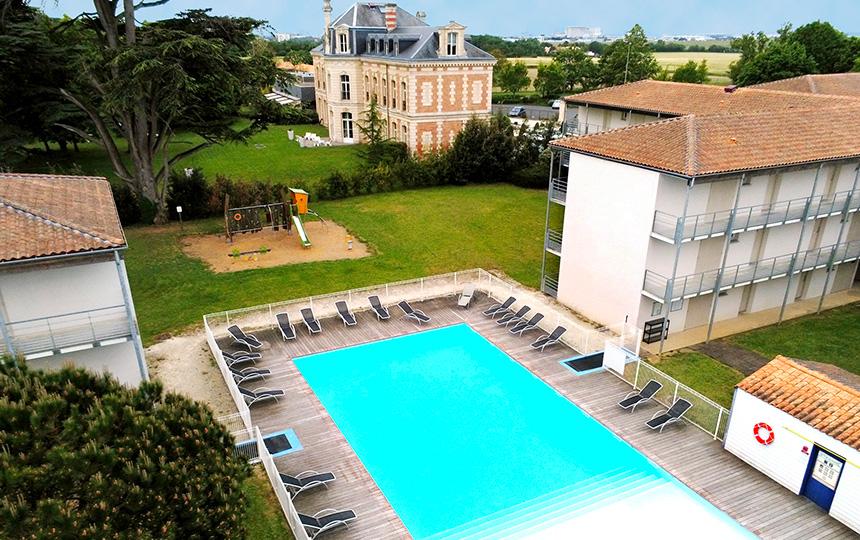 Résidence Le Domaine du Château 3* - 1
